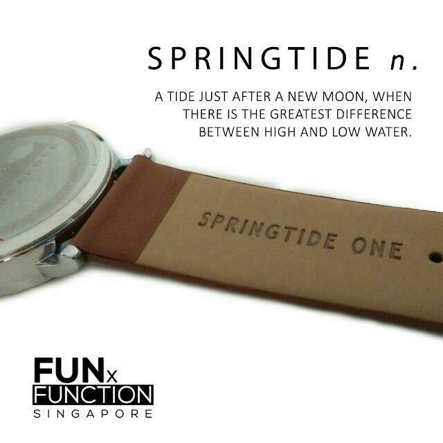 Springtide - The Second Timepiece