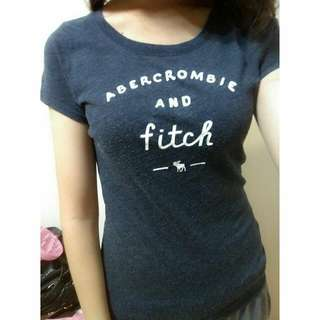 Af短T abercrombie fitch A&F