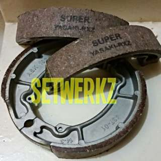 Yamaha RXZ Brake Shoe