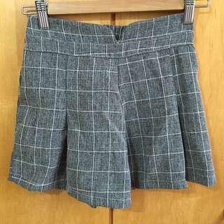 格子褲(全新)