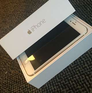 Iphone 6 128g Gold
