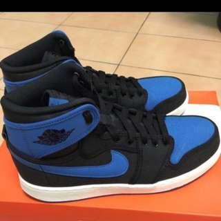 Jordan Aj1 Ko High OG 藍黑