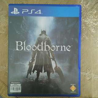 [Reserved]PS4 Bloodborne