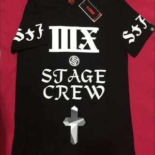 Stage 全新真品 短T S