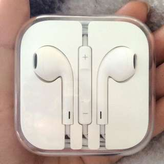I Phone 6 耳機 全新