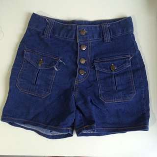 🍃pending🍃 high waist shorts