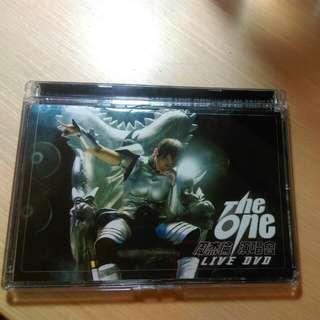 周杰倫The One 演唱會LiveDVD