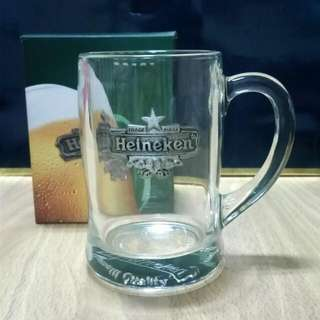 海尼根啤酒杯