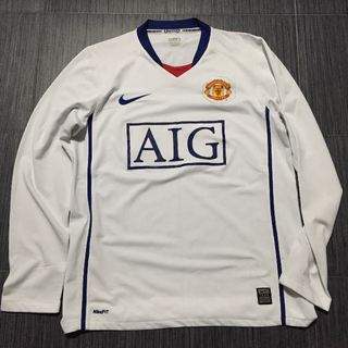 Manchester United jersey (long sleeve)