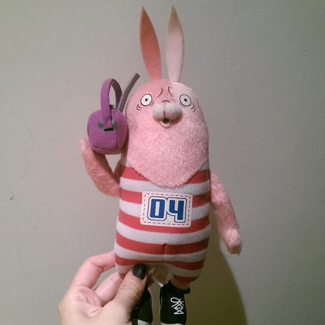 監獄兔娃娃