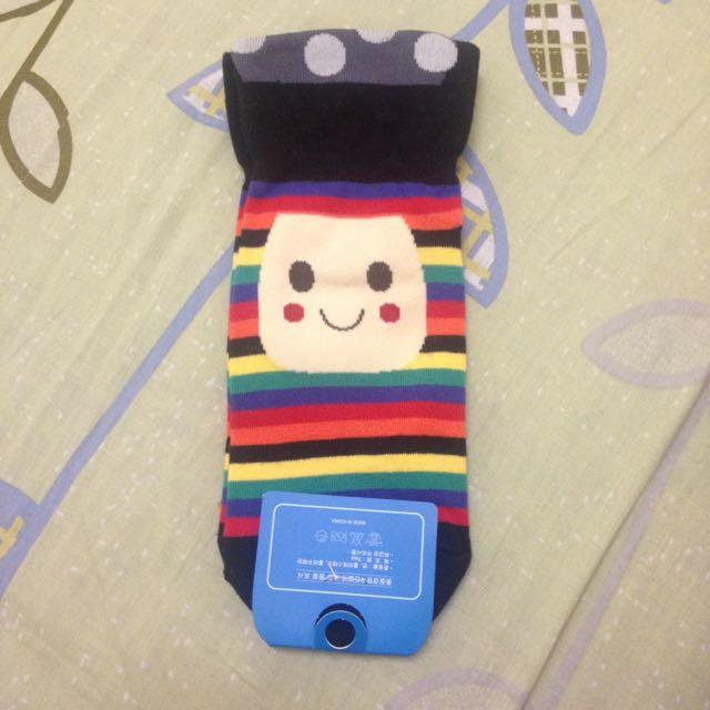 韓國蘑菇襪