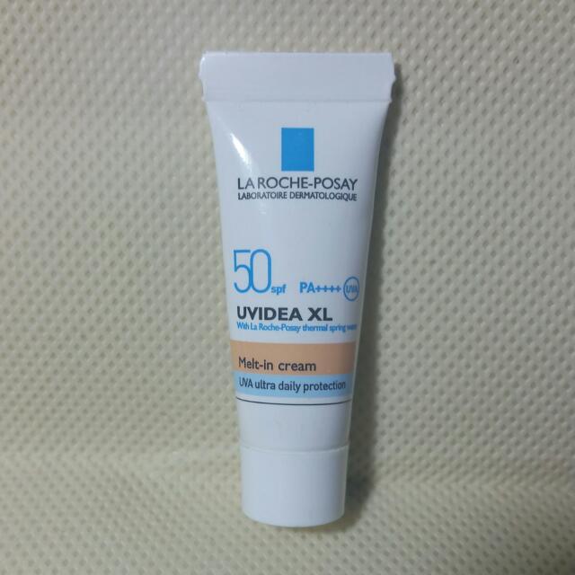 理膚寶水 全護清爽防曬液 SPF50/PA++++ 3mL 潤色