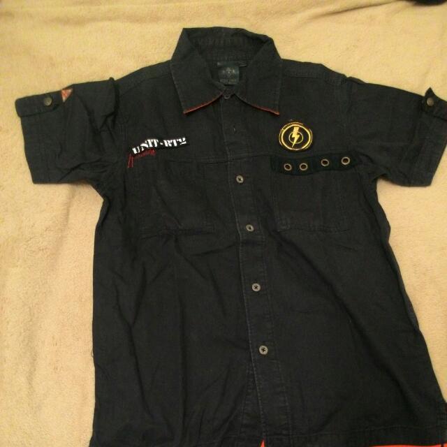 Black Tom Shirt