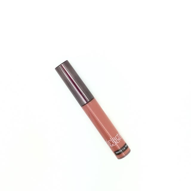 Girlactik Matte Lip Paint shade BLUSHING