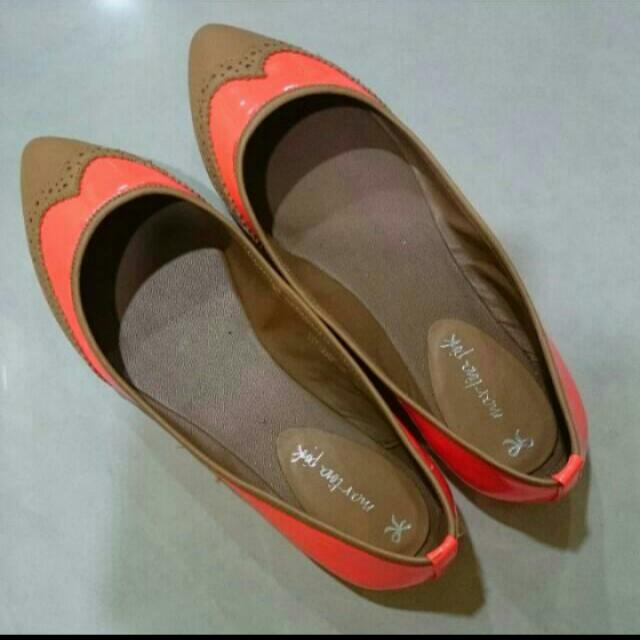 martina pink shoes luxury on carousell
