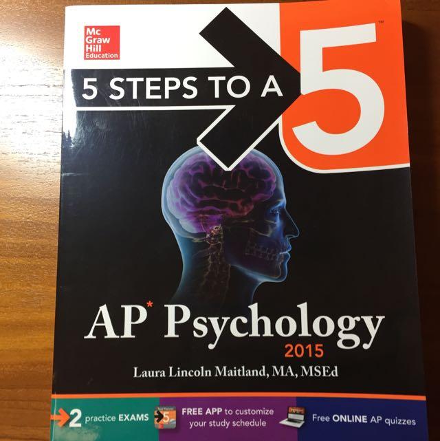 Mc Graw Hill 2015 AP Psychology心理學