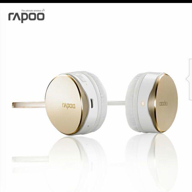 Rapoo 雷柏S500藍牙無線耳機