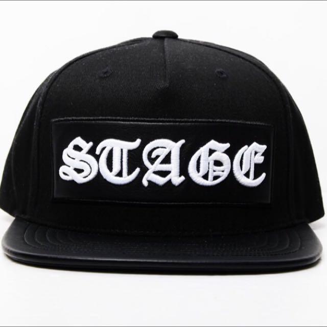 Stage 帽子 9成新