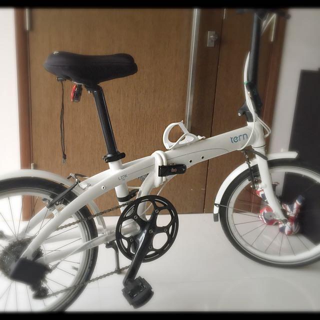 Tern P9 Foldable Bike