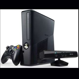 Pre Love Xbox 360 With Kinect Sensor ❗️[reserved]❗️