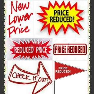 🎉🎉🎉 CRAZY SALES!!!  Anyhow Set Pricing .... 😲