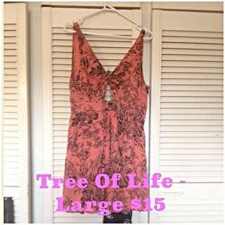 Tree of Life Dress