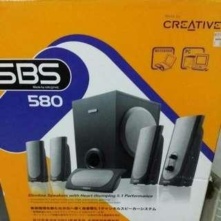 Creative 5.1 Speakers