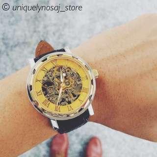 [INSTOCKS] Skeletal Mechanical Wind Watch