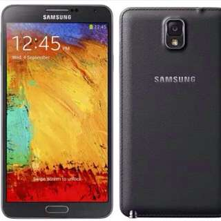 Note 3 On Sale:)