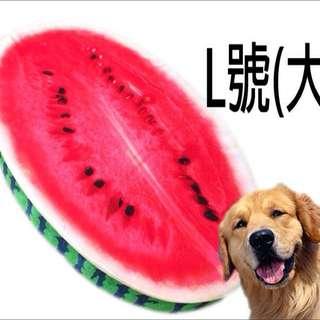 (大款L號)熱銷西瓜墊-水果墊-床墊-睡墊