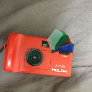 Holga K-200N 底片機 相機