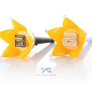 Bigbang 第四代聲控官方應援手燈 黑白2色現貨