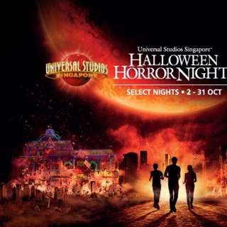 USS Halloween Horror Nights 5