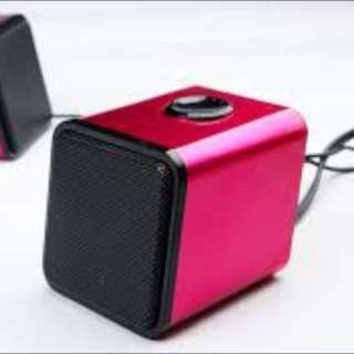 Divoom IRIS 02 speakers