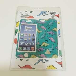 Gizmobies I Phone 5/5s手機膜
