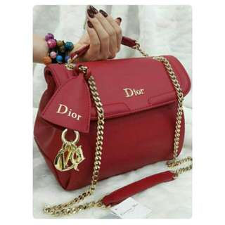 New Dior Mecca Leather