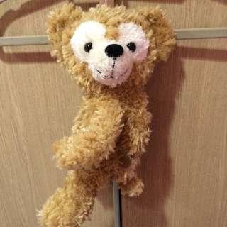 達菲熊掛包