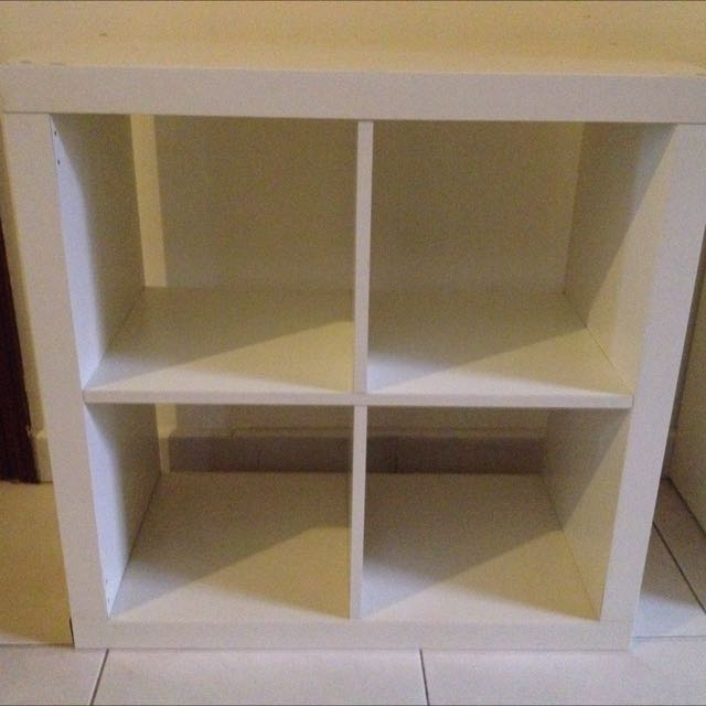4 Section Shelf Unit