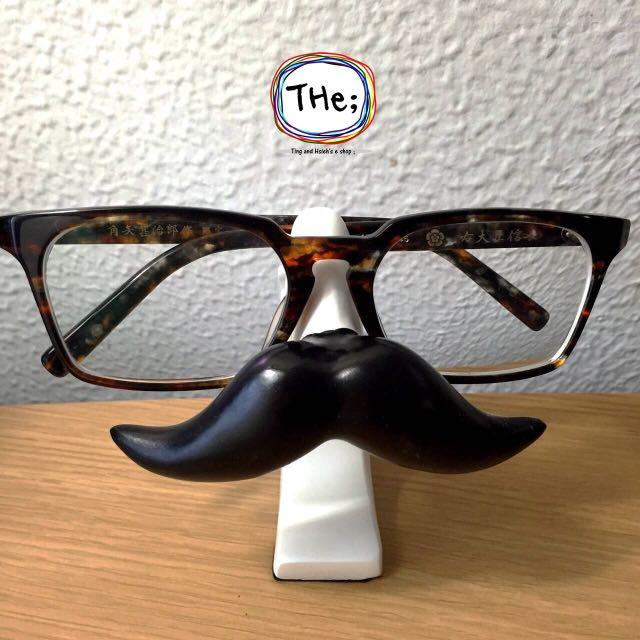 [英國空運]翹鬍子造型眼鏡架