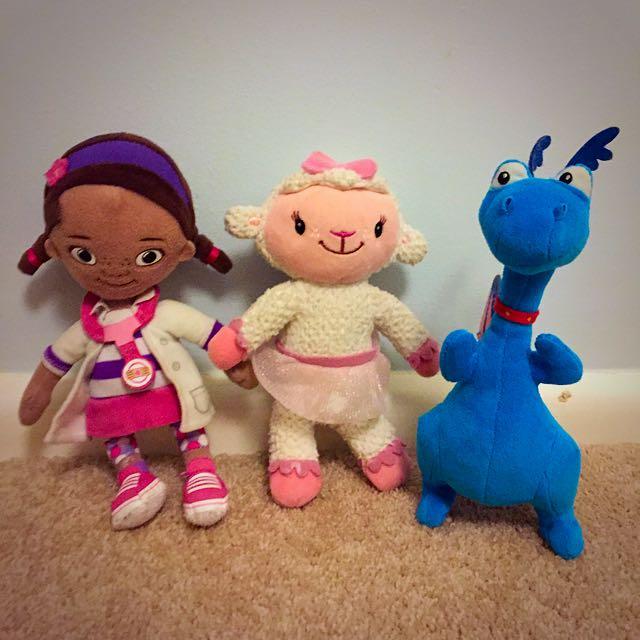Doc McStuffin Toys