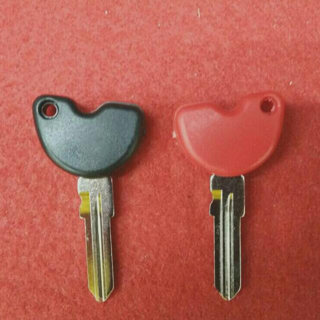 VESPA/PIAGGIO Motorbike Transponder Key Duplication