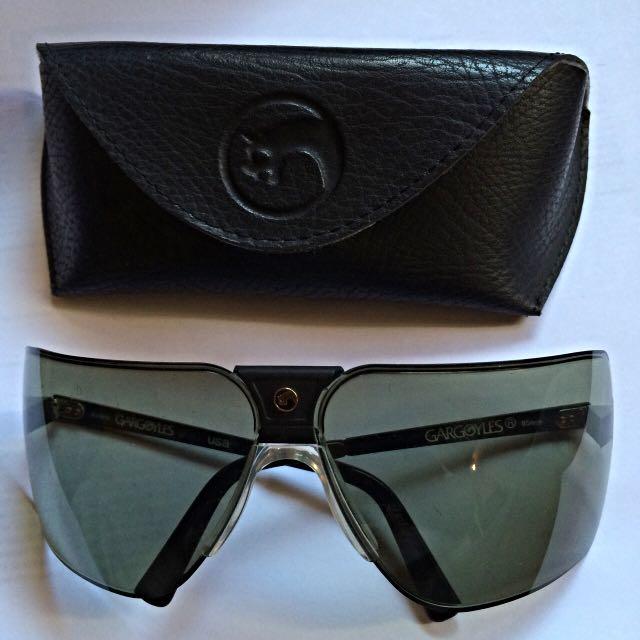 621722b1e282 Gargoyles Sunglasses Vintage, Men's Fashion on Carousell