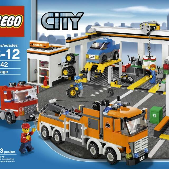 Lego City 7642 Garage Toys Games On Carousell