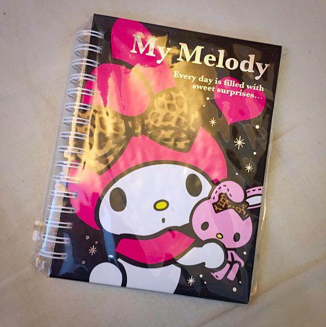 全新Melody筆記本