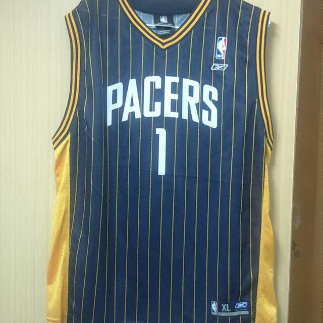 Pacers球衣