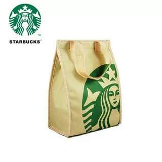 【全新批發】星巴克造型保溫袋