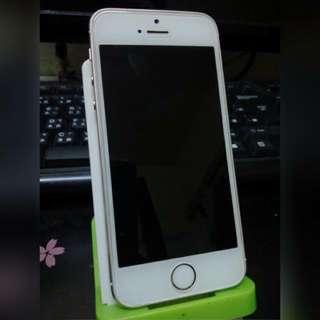 Iphone 5s 金色16G過保