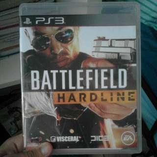 Battlefield Hardline[PS3]