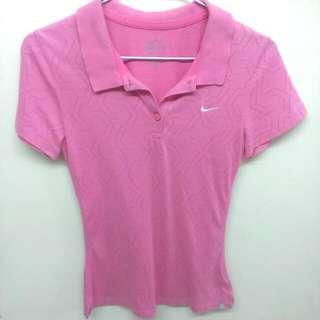 Nike🌸dry-fit粉色運動上衣
