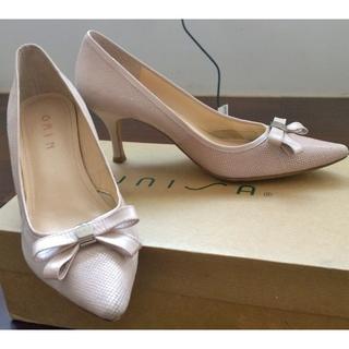 ORIN小羊皮氣質跟鞋
